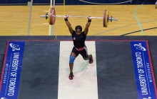 2015 Canadian Weightlifting Nationals