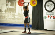 Maya successful with 105kg clean & Jerk 2nd attempt