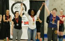 Maya Wins 2014 Ontario Senior Championships