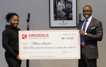 Wes Hall Ceo of Kingsdale Shareholder Services Inc. Sponsors Maya Laylor